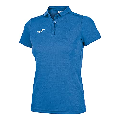 Joma Polo T-Shirt 900247.700 Damen, blau-(Royal), 2XL von Joma