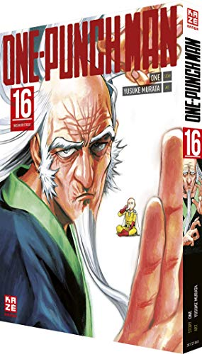 ONE-PUNCH MAN 16 von KAZÉ Manga