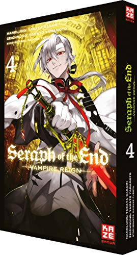 Seraph of the End 04: Vampire Reign von KAZÉ Manga