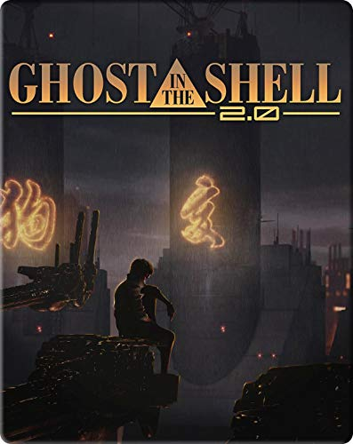 Ghost in the Shell 2.0 im FuturePak von Ksm