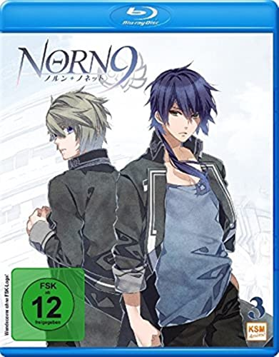 Norn9 - Volume 3: Episode 09-12 [Blu-ray] von KSM