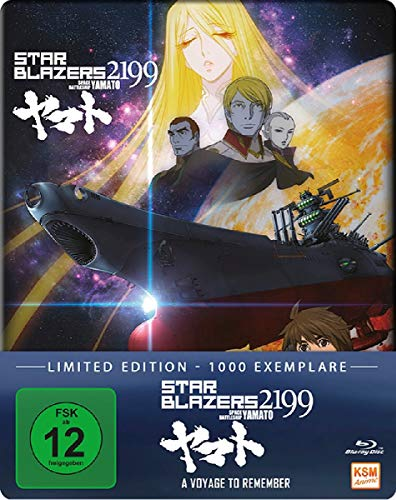 Star Blazers 2199 - Space Battleship Yamato - A Voyage to Remember - The Movie 1 [Blu-ray] von KSM