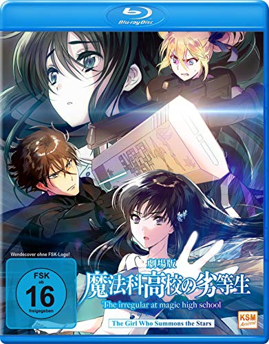 The Irregular at Magic High School - The Girl who Summons the Stars - The Movie [Blu-ray] von KSM Anime