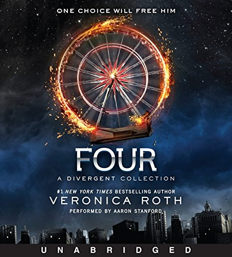 Four: A Divergent Collection CD (Divergent Series Story, Band 4) von Harpercollins Us