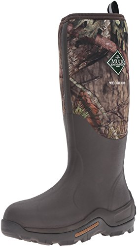 Muck Boots Herren Woody Max (New Camo) Gummistiefel, Braun (Mossy Oak Break-up Country), 43 EU von Muck Boots
