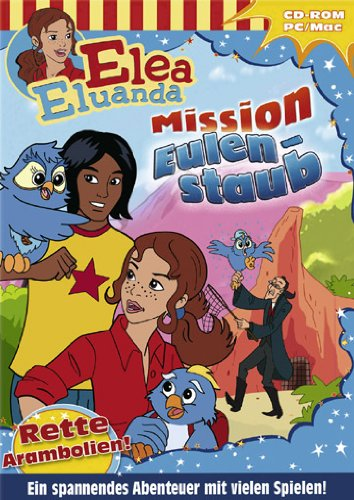 Elea Eluanda - Mission Eulenstaub von Kiddinx