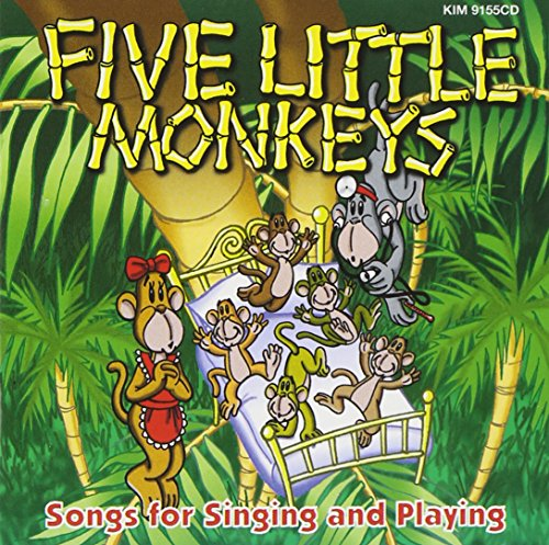 Five Little Monkeys von Kimbo Educational