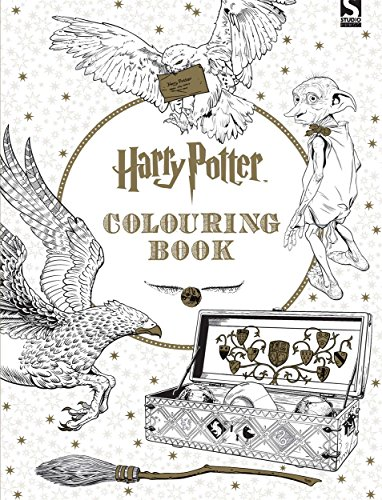 Harry Potter Colouring Book von Kings Road Publishing; Studio Press