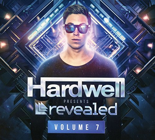 "Hardwell Presents Revealed Vol. 7 (inkl. ""Hardwell-Glow In The Dark"" Sticker) von Kontor Records (Edel)"