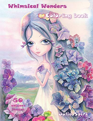 Whimsical Wonders: Coloring book von La Agencia del ISBN en España