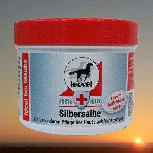 LEOVET Silbersalbe -150 ml- von William Hunter