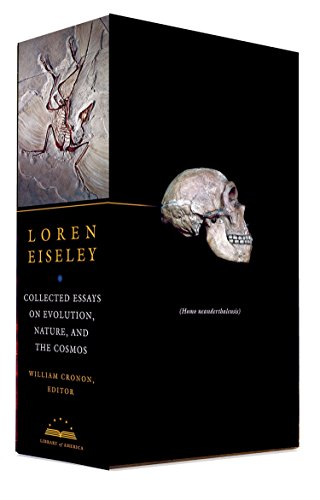 Loren Eiseley: Collected Essays on Evolution, Nature, and the Cosmos: A Library of America Boxed Set (The Library of America) von Library of America