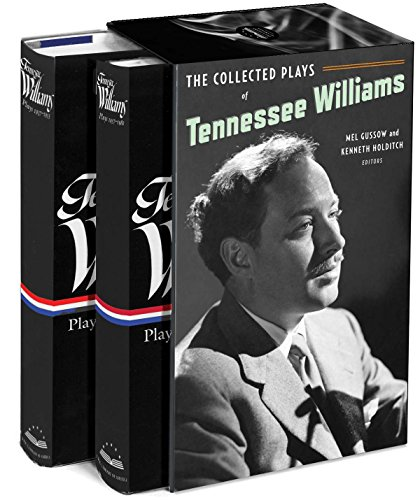 The Collected Plays of Tennessee Williams: A Library of America Boxed Set (The Library of America) von Library of America