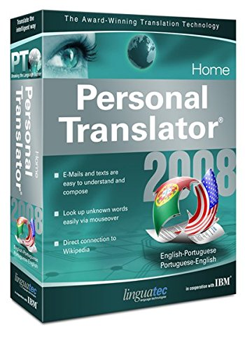 Linguatec Personal Translator 2008 Home English-Portuguese von Linguatec Language Technologies