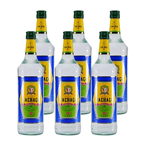Don Diego Cachaca (6 x 1,0L) von Liqueur & Wine Trade