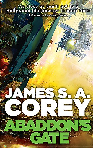 Abaddon's Gate: Book 3 of the Expanse (now a major TV series on Netflix) von Little, Brown Book Group