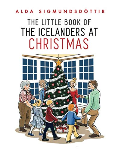 The Little Book of the Icelanders at Christmas von Little Books Publishing LLC
