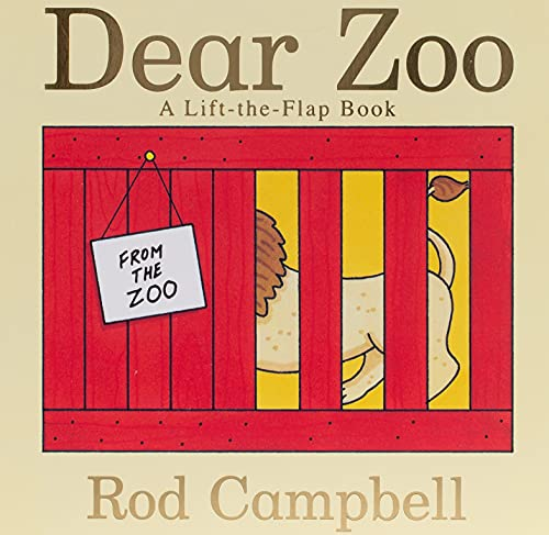 Dear Zoo: A Lift-the-Flap Book (Dear Zoo & Friends) von Little Simon