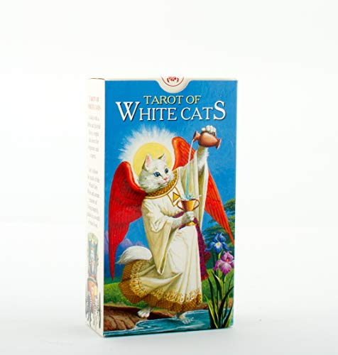 Tarot of White Cats von Lo Scarabeo