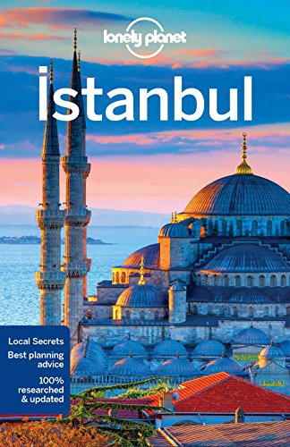 Istanbul: with pull-out MAP (City Guides) von Lonely Planet Publications