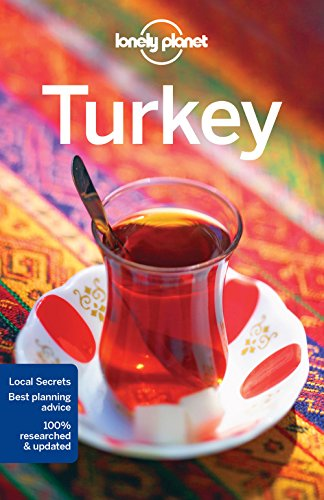 Turkey: with Istanbul pull-out MAP (Country Regional Guides) von Lonely Planet Publications