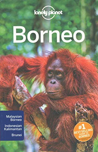 Borneo (Country Regional Guides) von Lonely Planet Publications