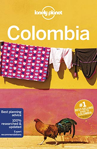 Colombia Country Guide (Lonely Planet Travel Guide) von Lonely Planet Publications