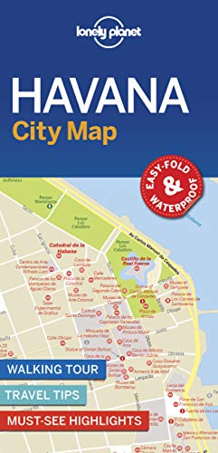 Havana City Map (Lonely Planet City Map) von Lonely Planet Publications