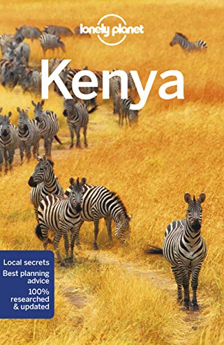 Kenya Country Guide (Lonely Planet Travel Guide) von Lonely Planet Publications