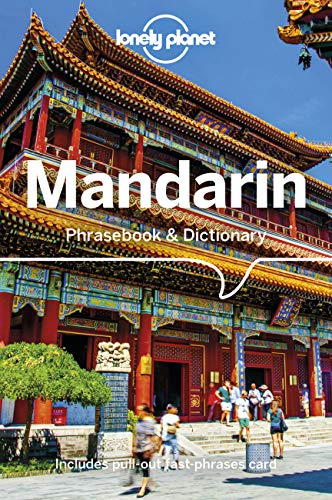 Mandarin Phrasebook & Dictionary (Lonely Planet Phrasebooks & Dictionary) von Lonely Planet