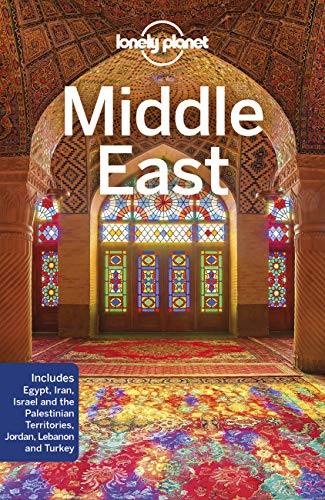 Middle East (Lonely Planet Travel Guide) von Lonely Planet Publications