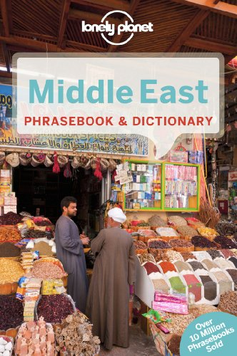 Middle East Phrasebook & Dictionary (Phrasebooks) von Lonely Planet Publications
