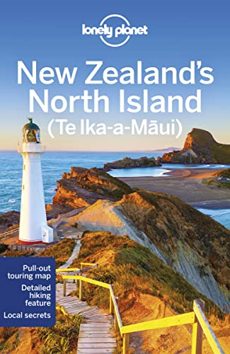 New Zealand's North Island (Lonely Planet Travel Guide) von Lonely Planet Publications