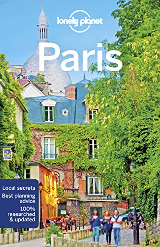 Lonely Planet Paris (City Guide) von Lonely Planet
