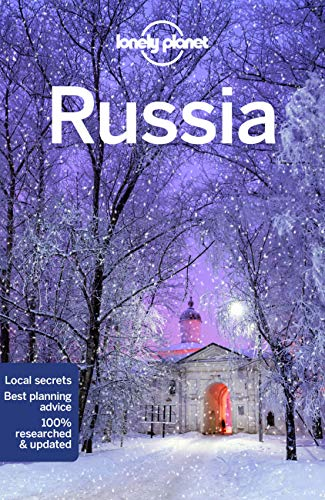 Russia (Country Regional Guides) von Lonely Planet Publications