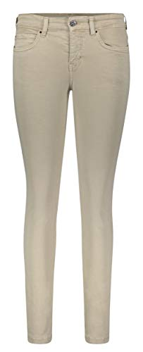 MAC Jeans Damen Dream Skinny Jeans, Smooth Beige 214w, 32W / 28L von MAC Jeans