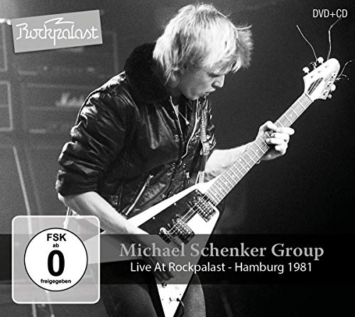Live at Rockpalast-Hamburg 1981 von MADE IN GERMANY