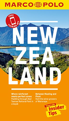 New Zealand Marco Polo Pocket Travel Guide 2018 - with pull out map (Marco Polo Guide) von Marco Polo UK