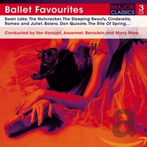 Ballet Favourites von MAJOR CLASSICS