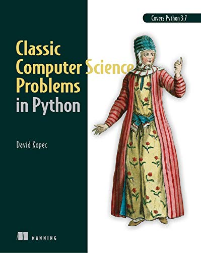 Classic Computer Science Problems in Python von MANNING PUBN