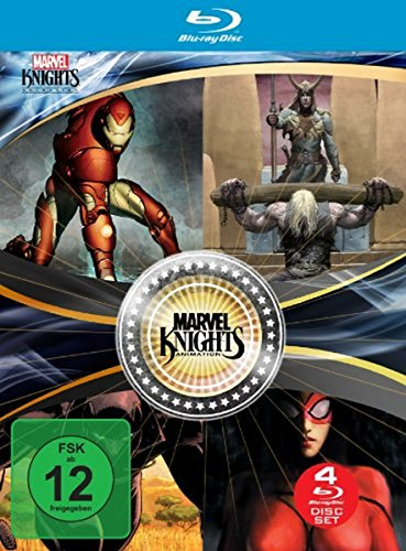 Marvel Knights Box (OmU) [Blu-ray] von MARVEL KNIGHTS