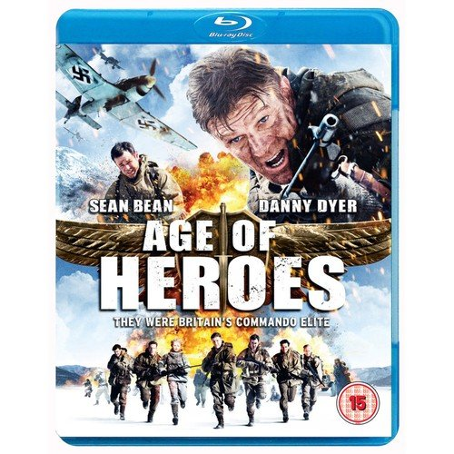 Age of Heroes [Blu Ray] [Blu-ray] [UK Import] von METRODOME ENTERTAINMENT