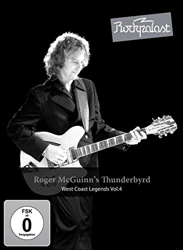 Roger McGuinn's Thunderbyrd - West Coast Legends Vol. 4/Rockpalast von Made_in_Germany - music GmbH