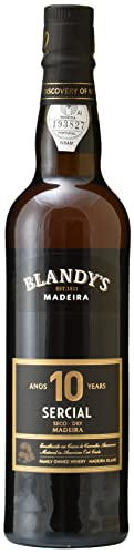 Madeira Wine Company Blandy´s Madeira DRY 10 Years Sercial 0.50 Liter von Madeira Wine Company