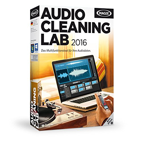 MAGIX Audio Cleaning Lab 2016 von Magix