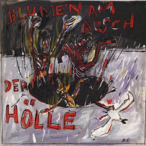 Blumen Am Arsch Der Hölle (+Bonus-7''/Download) [Vinyl LP] von Major Label (Broken Silence)