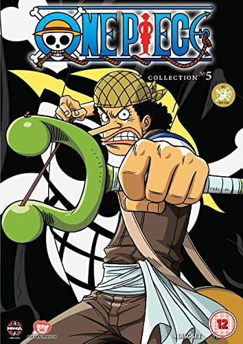 One Piece: Collection 5 [DVD] [UK Import] von Manga Entertainment