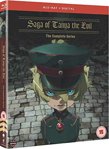 Saga of Tanya The Evil: The Complete Series - Blu-ray von Manga Entertainment