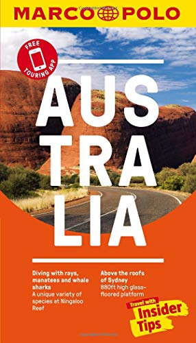 Australia Marco Polo Pocket Travel Guide - with pull out map (Marco Polo Pocket Guide) von Marco Polo UK