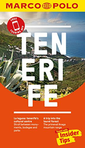 Tenerife Marco Polo Pocket Travel Guide (Marco Polo Guide) von Marco Polo UK